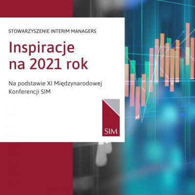 Jak skutecznie zarządzać firmą w 2021 roku! – nowa publikacja